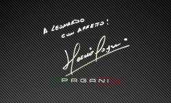 Grazie ad Horacio Pagani